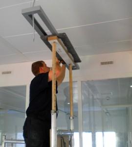 Mels Montage Montage van Verlichting en Kabeldraagsystemen