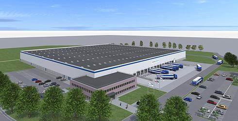 DAF-PDC-Eindhoven Mels Montage