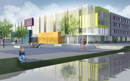 Stedelijk College Eindhoven Mels Montage